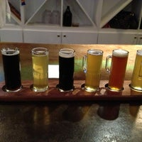 Photo taken at Las Cruces Taproom - Mimbres Valley Brewing Company by John H. on 2/21/2013