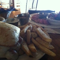 Photo taken at Pelican's Steak & Seafood by Katiana S. on 10/14/2012