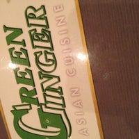 Photo taken at Green Ginger by John M. on 11/25/2012