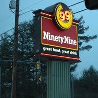 Photo taken at Ninety Nine Restaurant by John M. on 2/20/2013