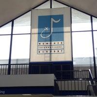 Photo taken at Memphis International Airport (MEM) by Nolan S. on 5/7/2013