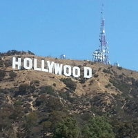 Photo taken at Hollywood Sign View by Annie on 8/23/2013