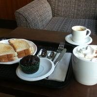 Photo taken at Starbucks Coffee by Thais F. on 12/27/2012