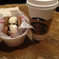 Photo taken at Starbucks by Amber C. on 1/13/2013