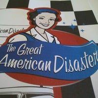Photo taken at The Great American Disaster by Samuel d. on 2/2/2013