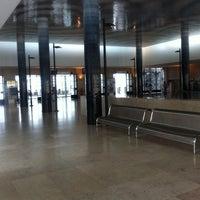 Photo taken at Terminal Fluvial do Terreiro do Paço by Samuel d. on 8/26/2014