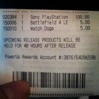 Photo taken at GameStop by Raul M. on 6/13/2013