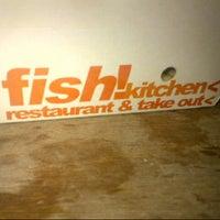 Photo taken at Fish! by Jenn M. on 10/11/2013