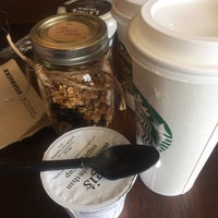 Photo taken at Starbucks by Marcia S. on 5/4/2017