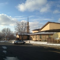 Photo taken at Crescent South Stake Center by Rogelio H. on 2/10/2013