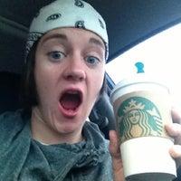 Photo taken at Starbucks by Jess P. on 10/23/2012