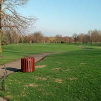 Photo taken at Brandon Golf Course by Chad J. on 5/10/2013