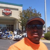 Photo taken at Rocky Mount Harley-Davidson by LA R. on 4/26/2014
