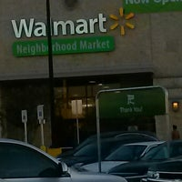 Photo taken at Walmart Neighborhood Market by Gabriel T. on 11/12/2012