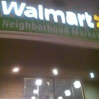 Photo taken at Walmart Neighborhood Market by Gabriel T. on 11/22/2012