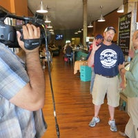 Photo taken at Beans & Franks by The Daytripper on 10/25/2012