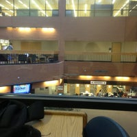 Photo taken at Daniel E. Noble Science and Engineering Library by Ashwin K. on 2/6/2013