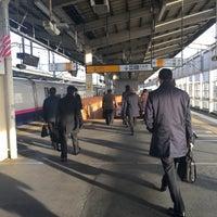 Photo taken at Platforms 11-12 by f on 12/25/2016