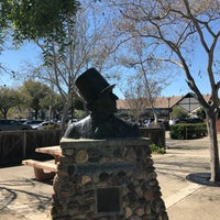 Photo taken at Solvang Park by Eric F. on 3/11/2017
