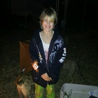 Photo taken at at tha fire pit by Angi R. on 12/1/2012