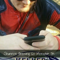 Photo taken at Shannon Brewing Company by stefany c. on 10/29/2016