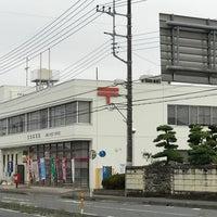 壬生郵便局 - 落合1-1-8