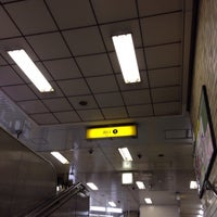 Photo taken at Komagawa-Nakano Station (T31) by Kotone K. on 1/26/2016