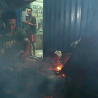 Photo taken at Ayam Bakar Wo Aini by Widya S. on 1/6/2013