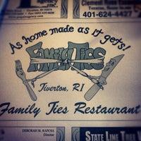 Family Ties Restaurant