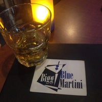 Photo taken at Bigg Blue Martini by Deejay M. on 8/17/2013