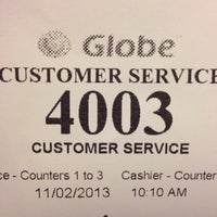 Photo taken at Globe Business Center by Miguel S. on 11/2/2013