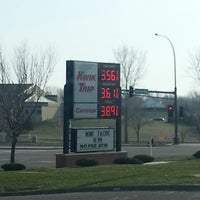 Photo taken at Kwik Trip #343 by Scott B. on 4/28/2013