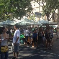 Photo taken at Praça Afonso Arinos by Pedro E. on 10/28/2012
