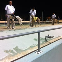 Photo taken at Naples-Fort Myers Greyhound Racing and Poker by Madeline J. on 12/29/2012