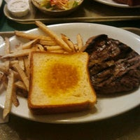 Photo taken at Best Steak House by Brianna B. on 4/18/2013
