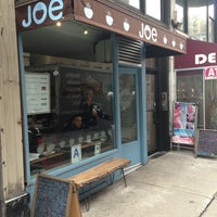 Photo taken at Joe the Art of Coffee by Jordan S. on 3/6/2013