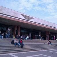 Photo taken at Venezia Santa Lucia Railway Station (XVQ) by Ivan A. on 11/8/2013