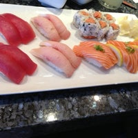 Photo taken at Kabuki Japanese Restaurant by Sara E. on 10/10/2012