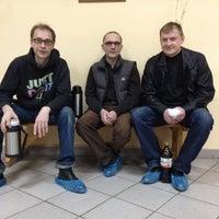 Photo taken at Народная Баня by Andrei T. on 4/27/2013