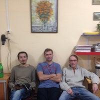 Photo taken at Народная Баня by Andrei T. on 9/20/2014