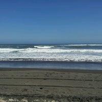 Photo taken at Caleta Duao by Cristian V. on 11/2/2012