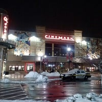 Photo taken at Cinemark Robinson Township and XD by Nick G. on 12/30/2012