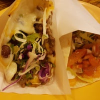Photo taken at Dos Tacos by Ye-jin J. on 1/8/2017