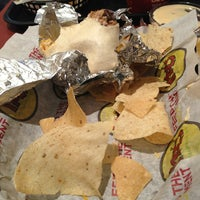 Photo taken at Moe's Southwest Grill by Alonzo B. on 2/12/2013