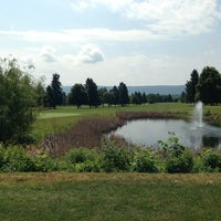 Photo taken at Penn State Golf Courses by Stephanie on 6/21/2013