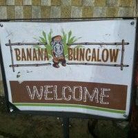 Photo taken at Banana bungalow hostel by Amanda J. on 3/17/2013