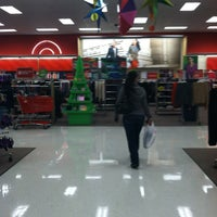 Photo taken at Target by Amanda J. on 12/18/2012