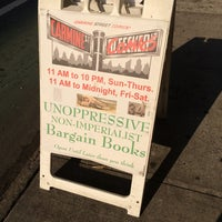 Photo taken at Unoppressive Non-Imperialist Bargain Books by Peter C. on 8/10/2014