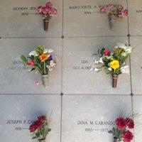 Photo taken at Saint Helena Public Cemetery by Cynthia W. on 5/10/2013