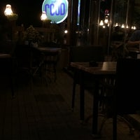 Photo taken at Cafe Road by Buse A. on 7/4/2014